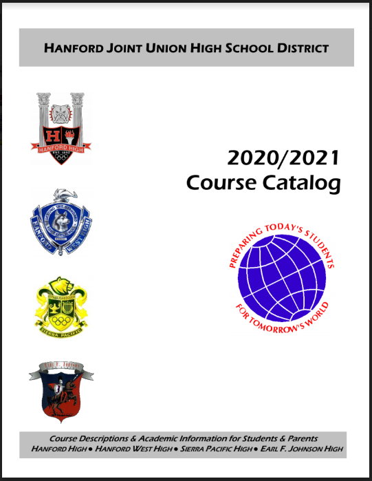20/21 English Course Catalog