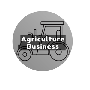 Ag Business Button