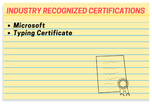 Business Management Certifications