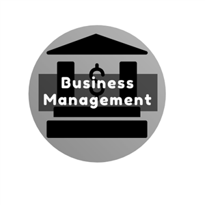 Business Management Button
