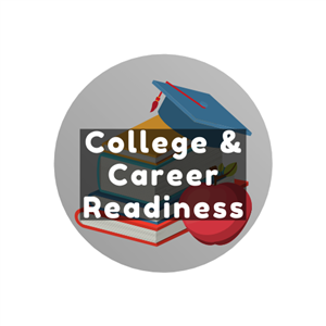 College & Career Readiness Button