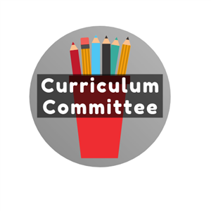 Curriculum Committee Button