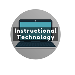 Instructional Technology Button