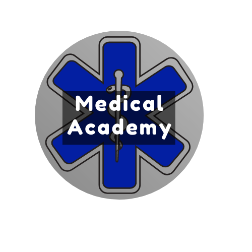 Medical Academy Button