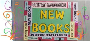 new books sign
