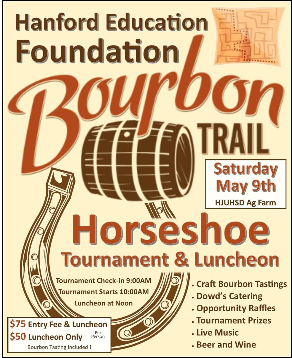 Bourbon Trail Horseshoe Tournament and Luncheon