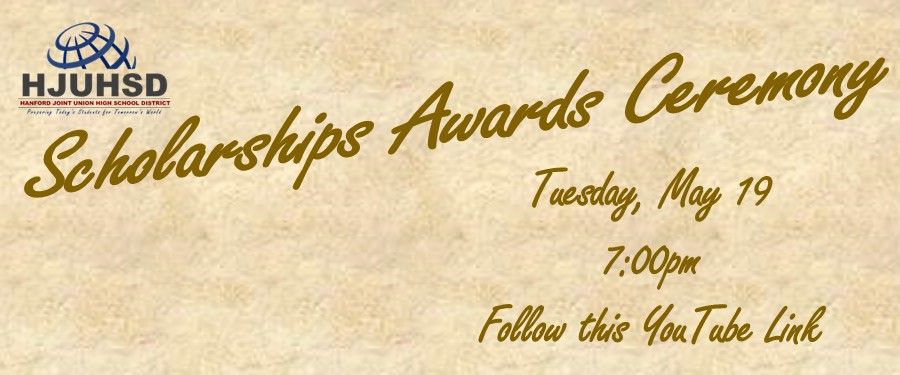 Scholarship Awards Ceremony 2020